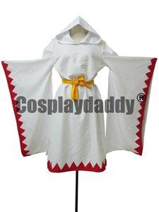 Final Fantasy Taktikleri Beyaz Mage Cosplay Kostüm