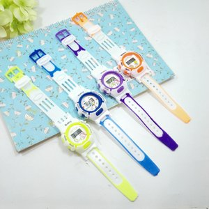 Children's toys fashion electronic watch A variety of color The department of wholesale