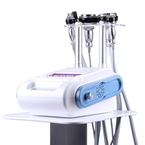 Keine Nebenwirkung Ultraschall Kavitation Abnehmen Maschine Vakuum Rf Radiofrequenz Unoisetion + 3D Smart Rf mit freiem Gel