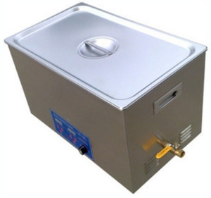 Free ship Brand new 22L Ultrasonic cleaner Timer Heater Stainless Digital power adjustable LLFA