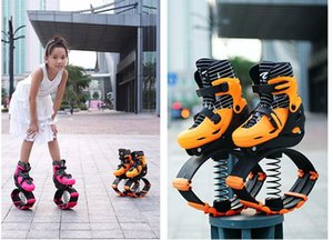 2 In 1 Skate And Kangaroo Jump Shoes Fitness Exercise 20~70kg(44lb-154lb) Space Bouncing Shoes Jump And Skate wholesale