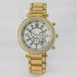 유명인 M 브랜드 패션 시계 여성 시계 최고급 다이아몬드 시계 실버 고급 골드 시계 골드 애호가 시계 무료 배송