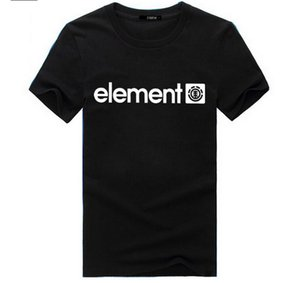 Los hombres de la edición de Han usan la nueva camiseta de manga corta de cuello redondo de los hombres de verano 2016 Camiseta de algodón impresa Hombre envíe la edición de hombres libresHombres