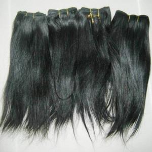 New Items Cheap Processed Indian temple hairs 20pcs lot natural straight bundles Soft Sleek Beautiful Elegant Sales