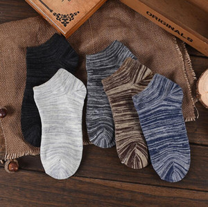 Best gift Spring and summer male socks sports socks retro cotton socks NW015