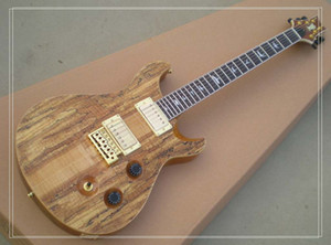 Top Selling Chinese SE PAUL ALLENDER Top Body Burlywood Electric Guitar