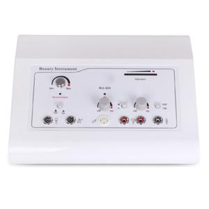 휴대용 4IN1 높은 주파수는 직류 전기 진공 판매 딥 클렌징 페이셜 마사지 노화 방지 아름다움 기계 스프레이 제거 주름