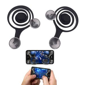Mini-Handy-Spiel-Joysticks, Touchscreen-Joystick für physische Smartphone-Tablet-Arcade-Spiele