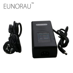 Freies Verschiffen 48V-Batterie-Ladegerät 2A für elektrische Fahrrad-Fahrrad-Roller-Ladegerät Netzteil 48V AU EU-US UK PLUG