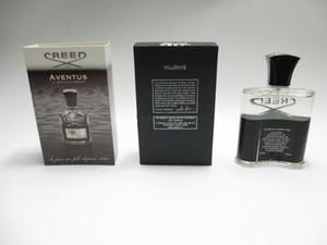 Nouveau parfum Creed aventus Encens pour hommes eau de cologne 120ml avec une longue durée de vie bonne odeur parfum de bonne qualité sans achats