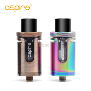Большая акция Подлинная Aspire Cleito EXO Tanks 2 мл с верхним наполнением Распылители верхнего потока воздуха Cleito EXO Sub Ohm Бак с катушкой Cleito Exo 0,16