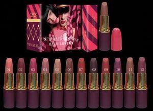 Envío libre - Los labios maquillaje nuevo Nutc Racker dulce 3g Barra de labios mate! 12 diferentes elegir elegir