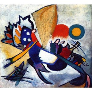 High quality modern paintings by Wassily Kandinsky Improvisation 29 oil on canvas hand-painted Home decor