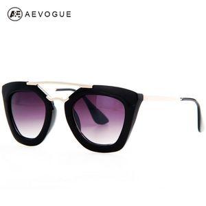 Großhandels-AEVOGUE Design Schmetterlings-Vintage-Brillen Sonnenbrillen Frauen Die beliebtesten gute Qualität Sonnenbrillen weiblich UV400 AE0132