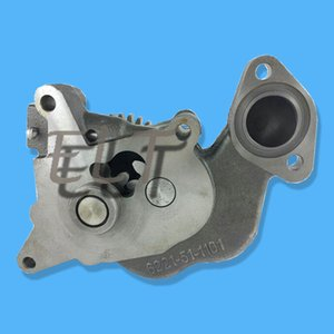Oil Pump Ass'y Gear Pump 6221-53-1101 Fit Excavator PC300-5 PC300-6 Engine SAA6D108E 6D108