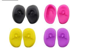 Friseurwerkzeuge Backöl Haar spezielle Ohrenschützer Friseursalon fortgeschrittenen weichen Kunststoff Gehörschutz