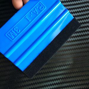 500 Pcs / Lot 3 M Feutre Raclette Pour Véhicule Fenêtre Outil Racleur Spatule Emballage kits Navire Par DHL / Fedex express