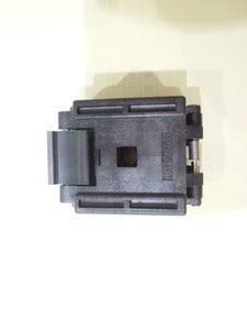 Enplas ic socket socket FPQ-80-0.4-01 TQFP80 QFP80 Presa bruciatore con passo da 0.4mm