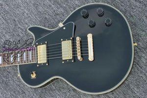 Bester Preis Wholesale New Custom Shop Schwarz E-gitarre China Gitarrenfabrik Kostenloser Versand
