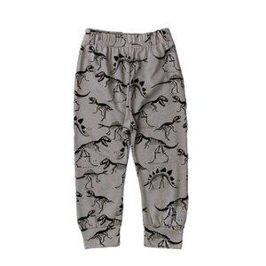 Boys Pants Dinosaur Printed Long Leggings For Boys Newborn Baby Casual Fashion Cotton Haren PP Trousers