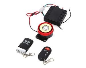 Motosiklet MOTO Bisiklet IC Kart Alarmı Indüksiyon Güvenlik Kilidi Immobilizer Sistemi Mikro İşlemci Kolay Kurulum Anti-Kayıp interferans thef