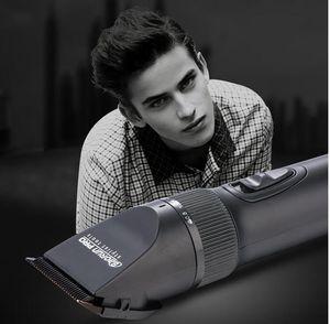 professionelle elektrische mann bartschneider präzision 0.8mm kamm haarschneider maschine körperpflegen haarentferner clipper trimmer