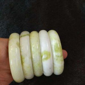 56-62mm Wholesale High Quality Jade Bangles Pure Natural Jade Bracelet Natural Bangle