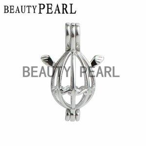 5 шт крыло Charm для Floating Медальоны Pearl Кейдж 925 Silver Angel Wings подвеска Монтажных