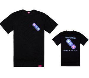 pink dolphin new hip hop t-shirt men and women short sleeve plus size xxxl top quality hip hop factory wholesale cheap price 100% cotton