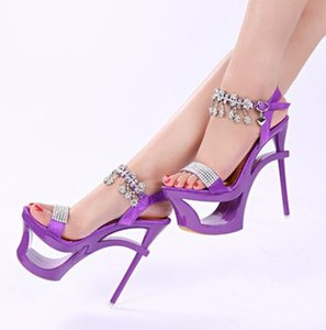 wholesaler free shipping factory price hot seller round nose peep toe plat form sexy high women sandals