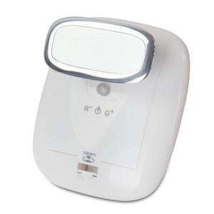 Ion de Massager facial de vibration mini menant dans la peau de levage de visage de vibration serrant la machine de rajeunissement de peau