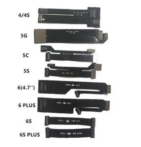 Сенсорный ЖК-дисплей Расширение тестер Test Flex кабель для iPhone 4S 5 5C 5S 6 6S 6 Plus Extended Testing Flex кабель