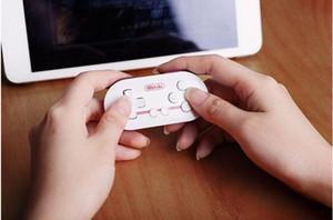 Mini 8Bitdo ZERO Controller Portátil Bluetooth Blanco Inalámbrico GamePad Shutter Para Teléfonos Android iOS para iPhone Windows Mac OS