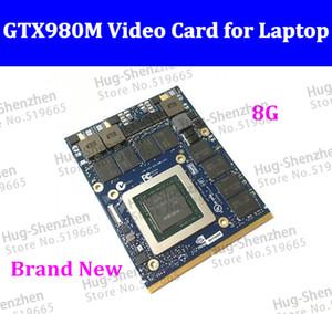 MXM3.0 NEUE NVIDIA GTX980M 980 M für Dell Alienware HP MSI Clevo-Laptop-Computer