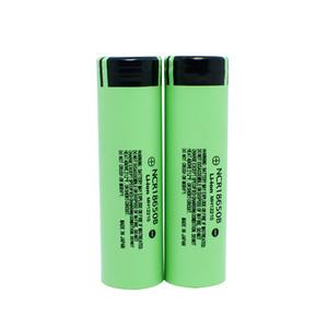 SıCAK YENI Yüksek quality18650 Li-lon batteriay NCR18650B 3400 mAh Panasonic Ecig için 18650 pil hediye olarak hediye olarak FEDEX