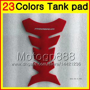 23 Renkler Için 3D Karbon Fiber Gaz Tank Pad Koruyucu DUCATI 848 1098 1198 08 09 10 11 12 848 S 1098 S 1198 S 2010 2011 2012 3D Tank Cap Sticker