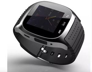 M26 smartwatch Wirelss Bluetooth Smart Watch Téléphone Bracelet Caméra Télécommande Anti-perte d'alarme Baromètre V8 A1 U8 montre pour IOS Android