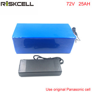 72 v 3500 watt lithium-ionen-akku / elektrische fahrradbatterie 72 v 25ah / lithium-ionen-akku 72 v 25ah Für Panasonic zelle