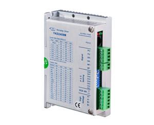 오리지널 YAKO 고성능 2 단계 스테퍼 드라이버 YKD2408M DC20-80V 4.0A 32 비트 DSP 스테핑 드라이버 (42-86mm 플랜지 모터 용)