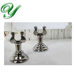 홀더 서 결혼식 장소 카드 홀더 테이블 번호 홀더 금은 테이블 카드 스탠드 테이블 장식 스테인레스 4cm 명함