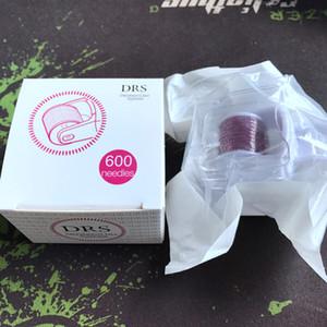600 aiguilles interchangeables Tête de rouleau de derma DRS. rouleau micro-aiguille tête de remplacement pour DRS 600 dermaroller