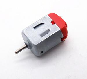 소형 130 소형 모터 4 륜 구동 모터 DC 소형 모터 소형 생산, 작동 전압 3VDC