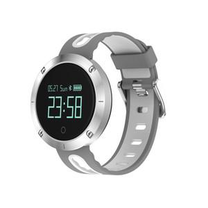 DM58 smartwatch Monitor de Ritmo Cardíaco Presión Arterial Pulsera Deportiva Impermeable Inteligente Rastreador de Pulsera reloj para exterior samsung