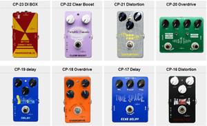 Caline серии CP-16 CP-17 CP-18 CP-19. искажение перегрузки гитарные эффекты аналоговая задержка реверберации сжатия recording.High производительности