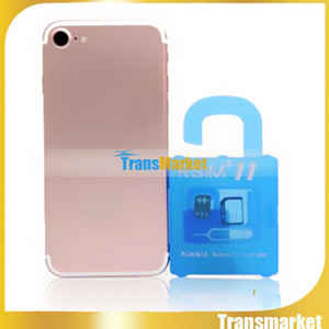 R SIM 11 RSIM11 r sim11 rsim 11 kilidini kart iphone 5 6 7 6 artı iOS7 / 8/9 / ios 10 ios10CDMA GSM / WCDMA SB AU SPRINT 3G 4G iphone7 7 artı
