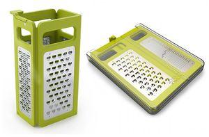 Utensilios de cocina Pelador de frutas Rallador Fold-Fiat Creative Ralladores multifunción Rallador de afeitadoras