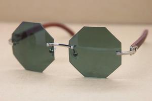 Бренд дизайнер деревянные солнцезащитные очки женщин солнцезащитные очки без оправы солнцезащитные очки для мужчин эксклюзивные деревянные ноги очки 4189706 солнцезащитные очки оригинальный футляр