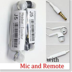 Para samsung galaxy s4 3.5mm fone de ouvido estéreo fones de ouvido fones de ouvido com controle de volume micremote j5 fone de ouvido estéreo in-ear fone de ouvido