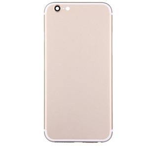 Personalizza la copertura posteriore Patern per iPhone 6 6S 6 Plus come 7 alloggiamento in stile alloggiamento posteriore con logo
