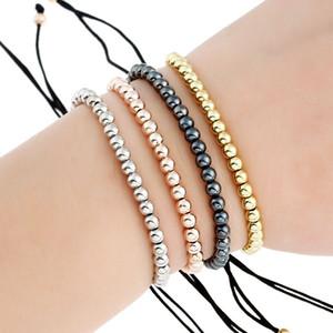 Bracciali in lega di rame di nuovo modo di stile di Europa e America le donne hanno bordato i fili all'ingrosso dei monili dei braccialetti accessori dei monili